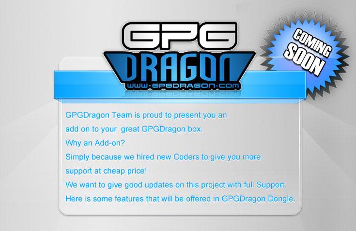 GPGDRAGON DONGLE 01