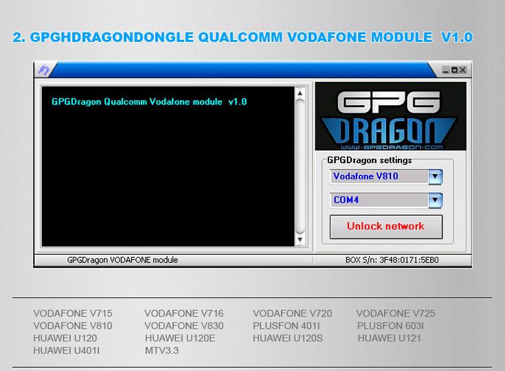 GPGDRAGON DONGLE 04